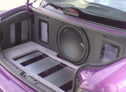 How to Install Speakers in Car Trunk?