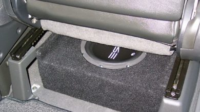 Underseat Subwoofer vs Trunk Subwoofer