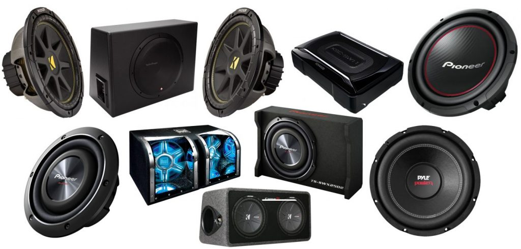 Best 12 Inch Subwoofer for Small Enclosure