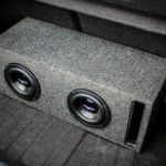 How to Mount a Subwoofer Box in the Trunk?