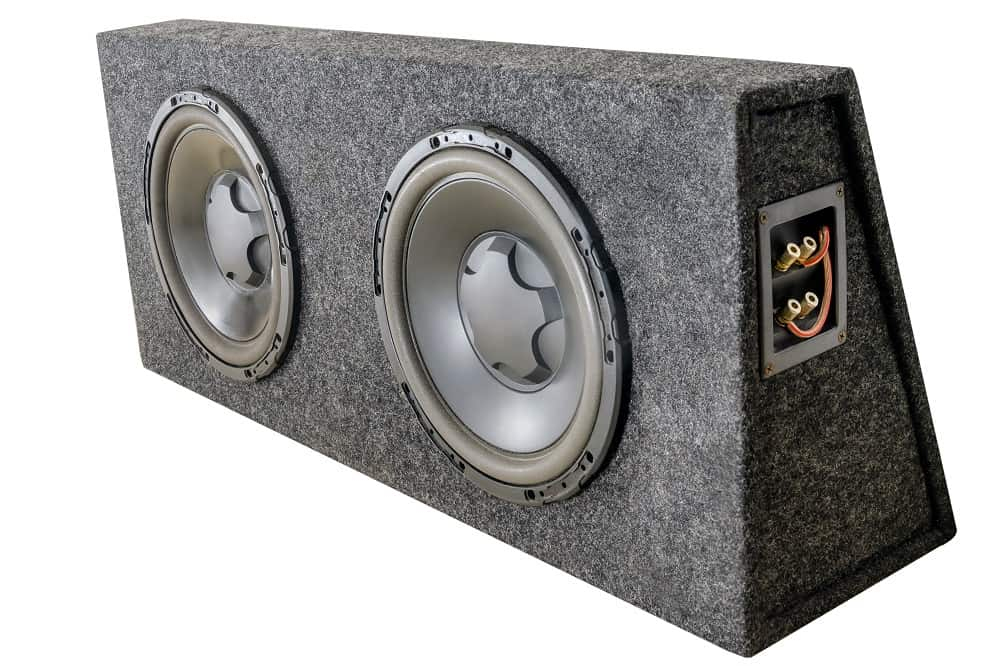 12 Inch Subwoofer for Small Enclosure