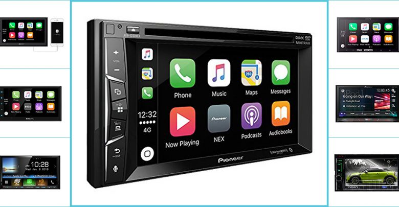 Best Android Auto Head Unit 2020.Best Double Din Car Stereo With Apple Carplay 2020 Reviews