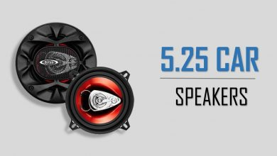 Best 5.25 Inch Component Car Door Speakers 2020 Reviews