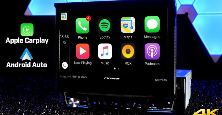 Best Flip Out Car Stereo with Navigation 2020