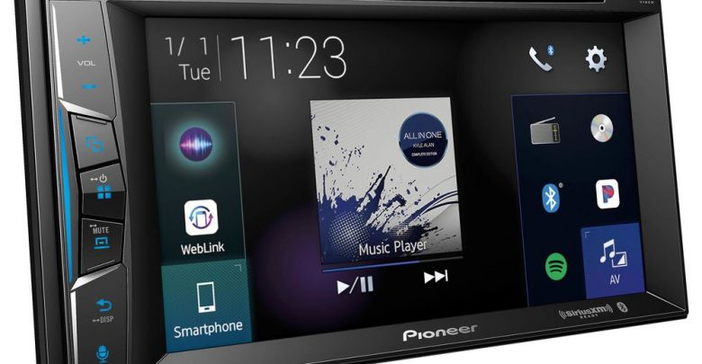 How to Set Radio Channels in Pioneer Car Stereo?