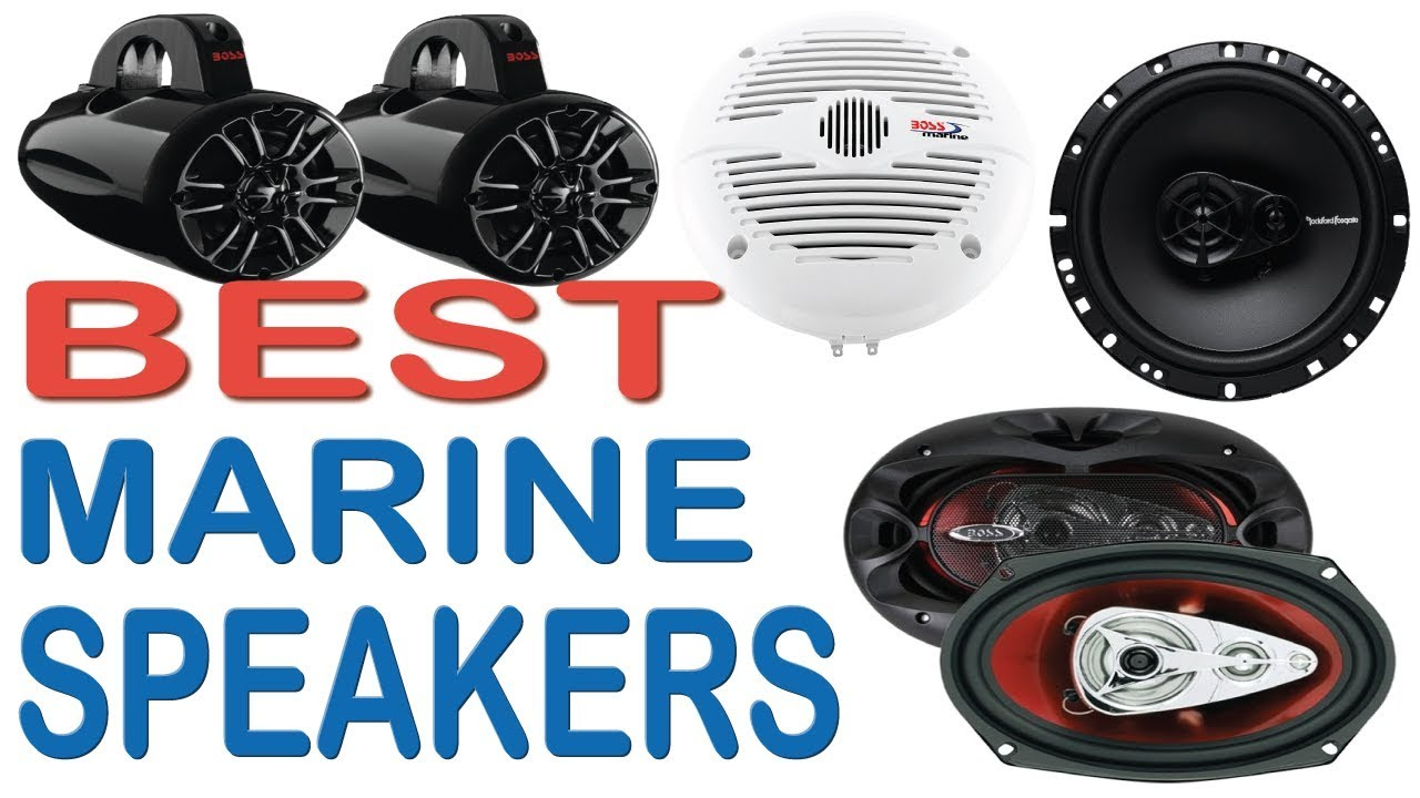 Can You Use Marine Speakers in a Car?