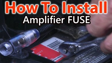 How to Change Car Amplifier Fuse When it Melts?