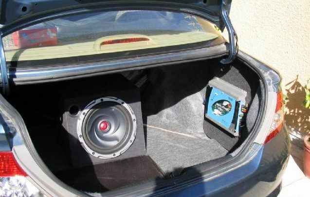 How to Remove Plastic Plugs from Amplifier in Car?