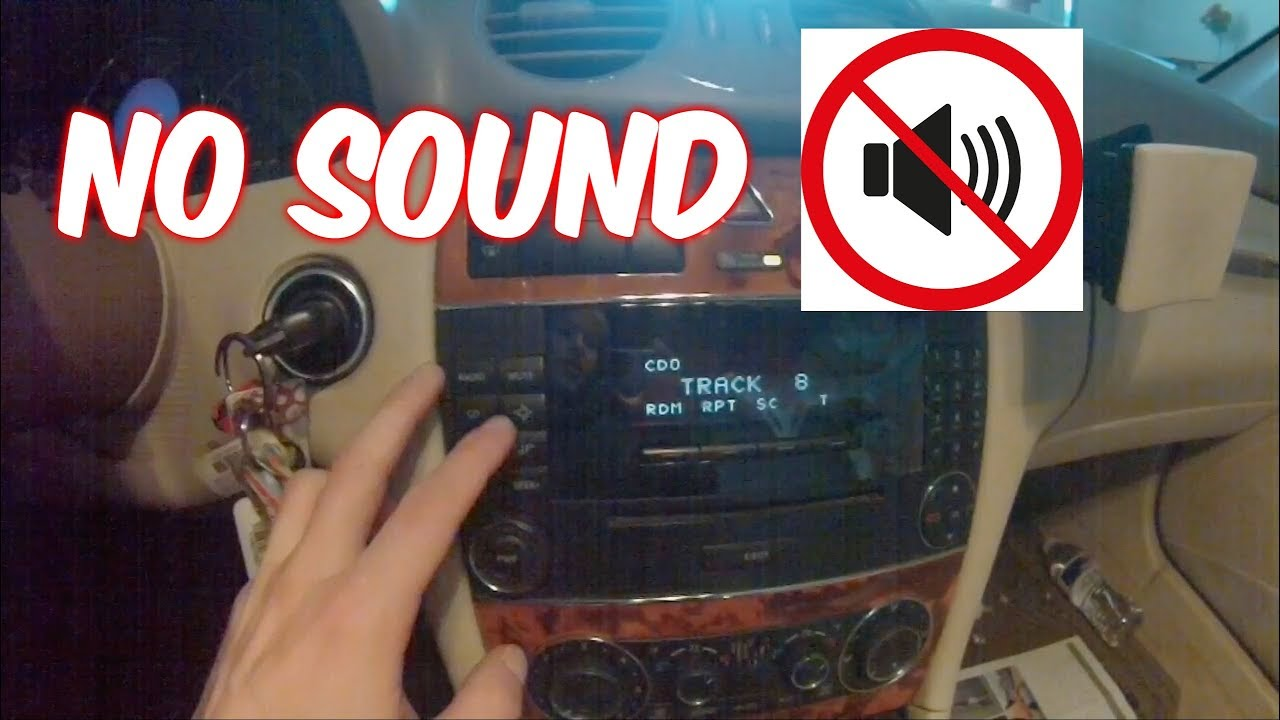 What Causes Car Speakers to Stop Working?