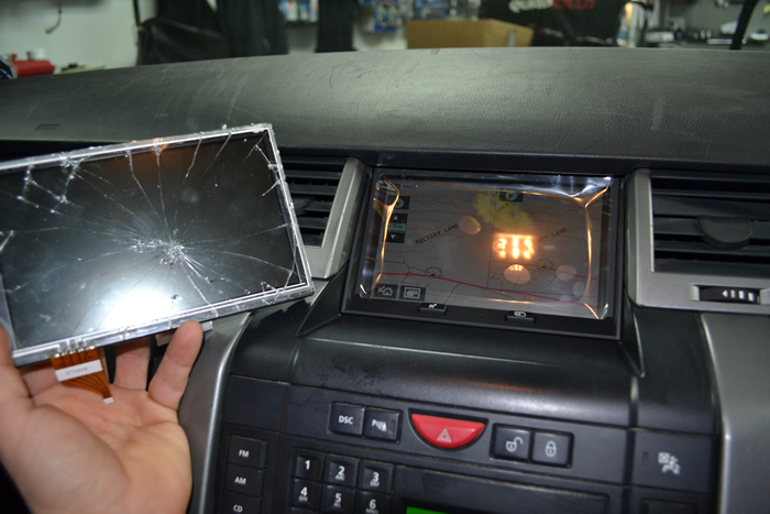 How to Fix Broken Car Stereo Touch Screen?