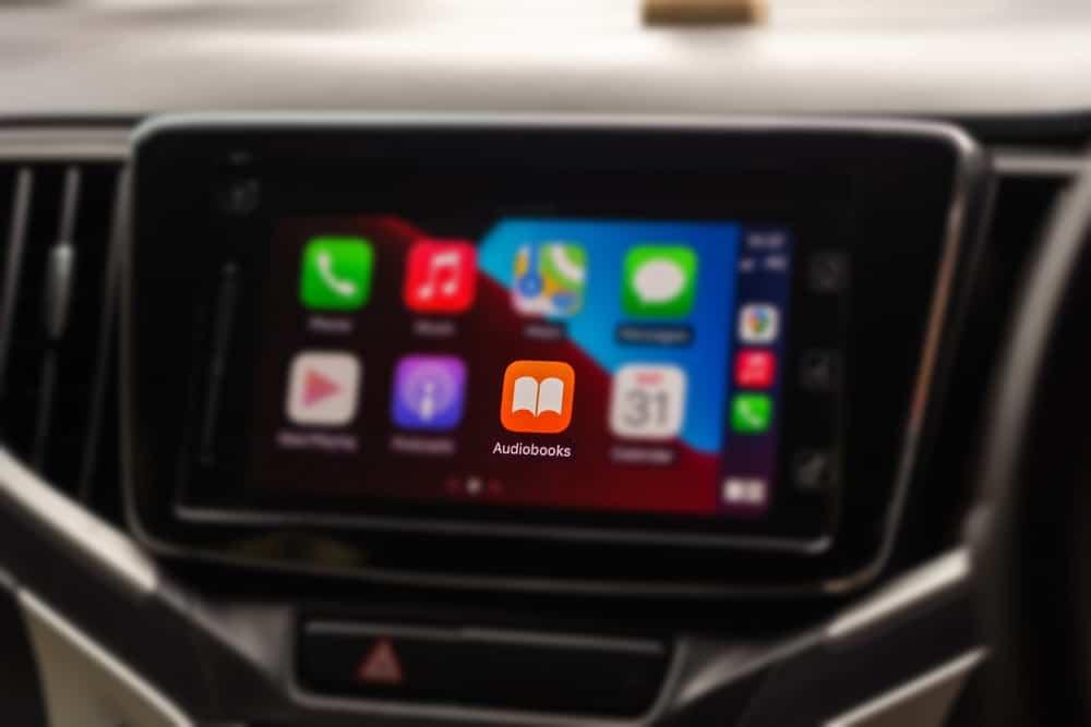 Apps for Apple Carplay Stereo - Audiobook App