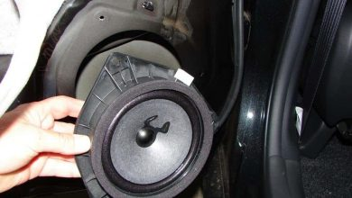 How to unfreeze a car subwoofer?