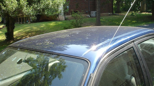How to replace a broken car radio antenna?