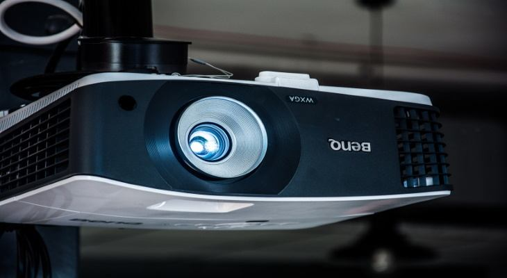 How to Make a Cheap Projector Better?
