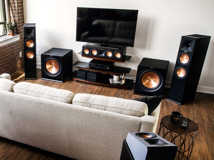 Is my room too small for surround sound?