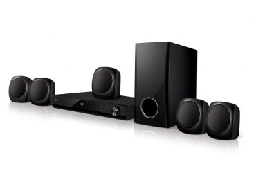 What is a 5.1 Channel Home Theater System?