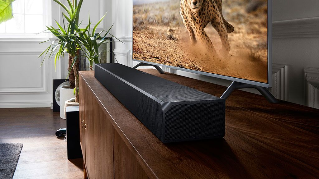 What size Soundbar do I need for a 55 inch TV?