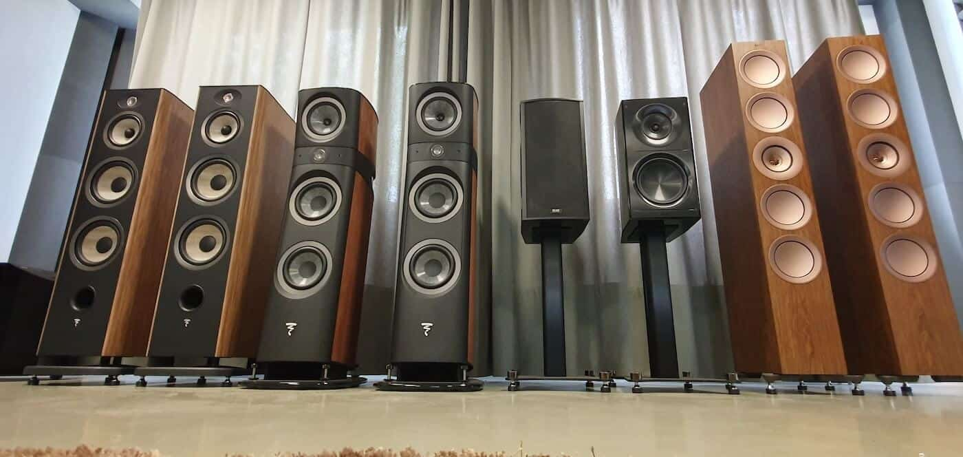 Can You Put Floorstanding Speakers on Stands?