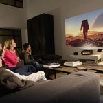 Can you use a projector to watch TV?