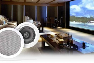 Do ceiling speakers need a subwoofer?