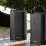 How to protect outdoor speakers from rain?