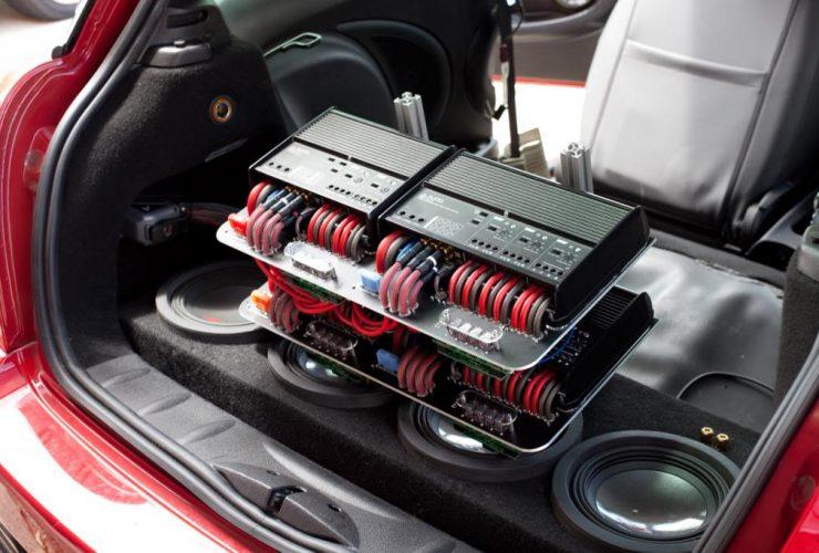 Can a Car Amp Catch Fire