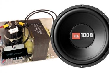 How to Convert a Speaker into Subwoofer