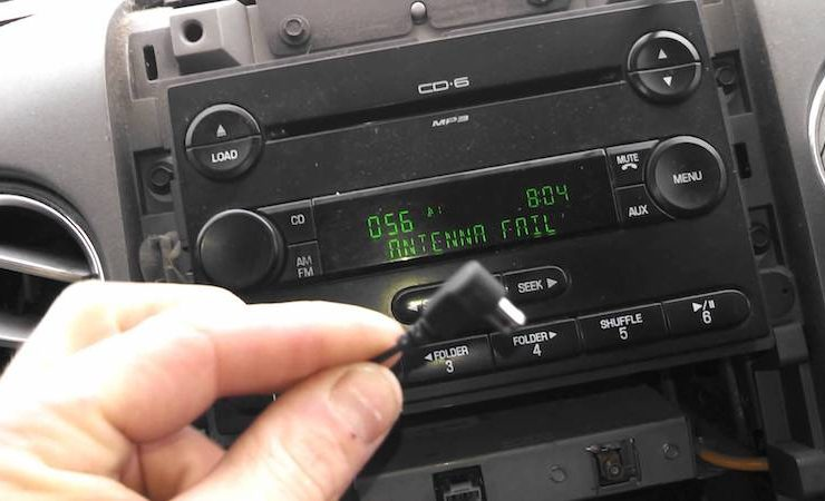 Can a Car Stereo Work Without Antenna
