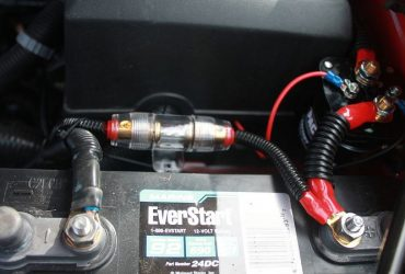 Can you ground a car amp to the battery