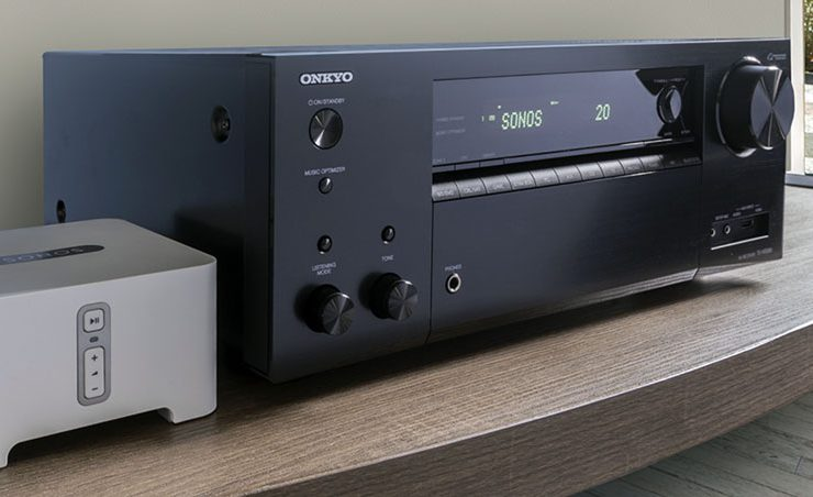 How to Connect Sonos Connect to AV Receiver