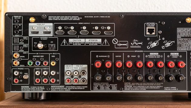 Why do AV Receivers have Ethernet