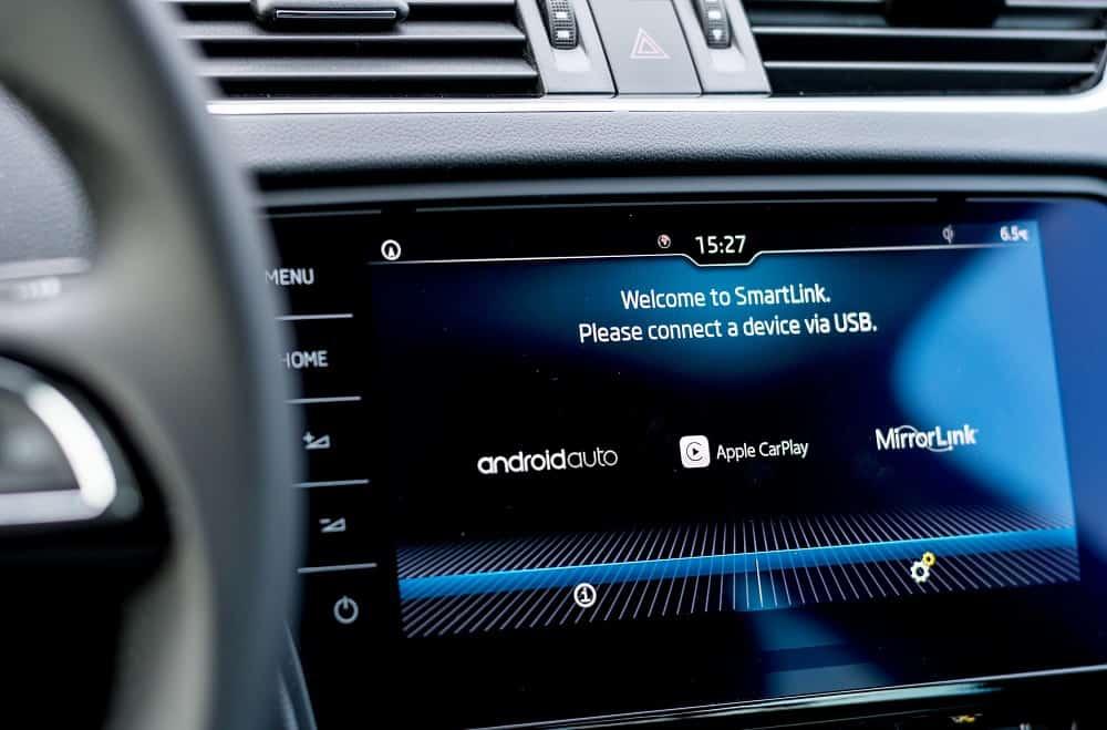 Car Bluetooth Head Unit Feature