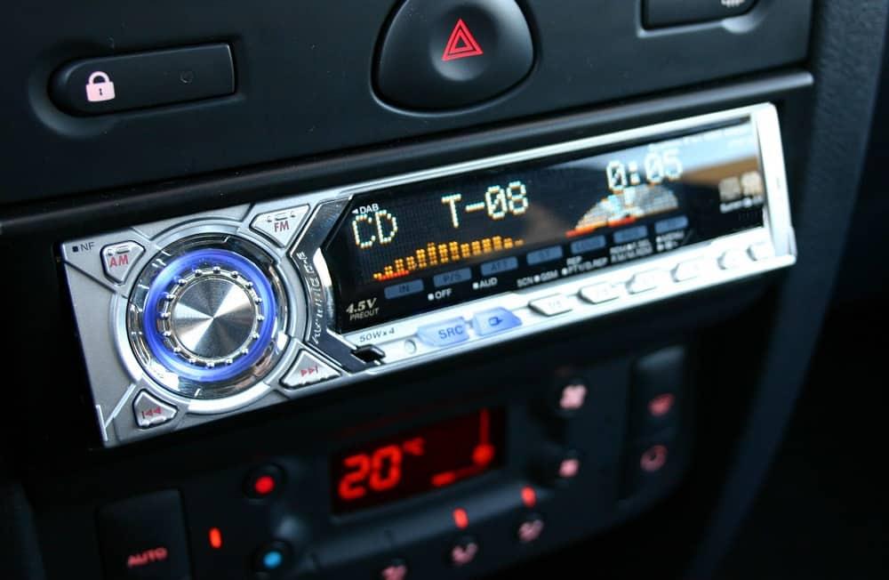 Car Stereo DIN standard