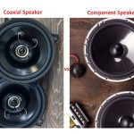 difference between Coaxial and Component speakers