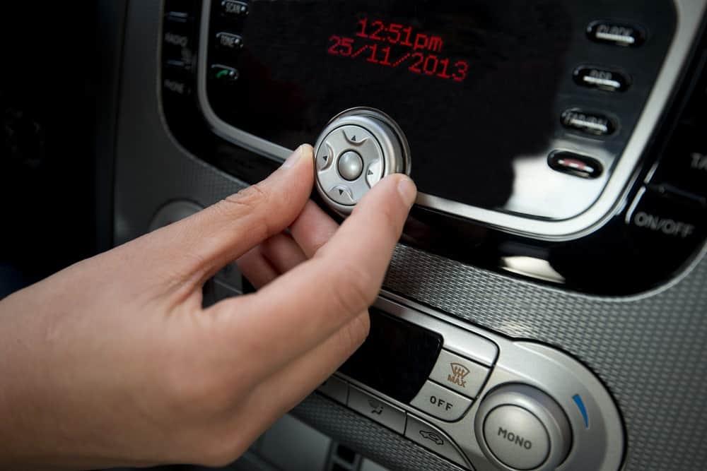 Test Car Speakers